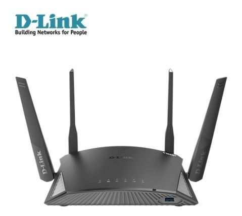 D-Link 友訊DIR-2660 AC2600 WI-FI MESH 無線路由器