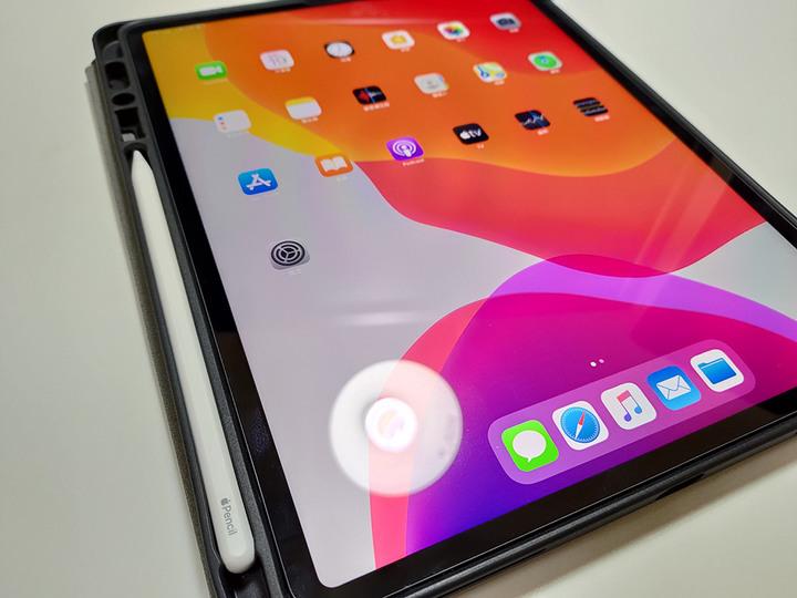 售2020年iPad pro 12.9' 128G+Apple pencil 2+專用保護套