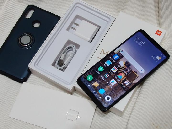 小米MAX 3 超大屏大電量6.9吋神機, Android 10國際版, 95成新, 盒裝.