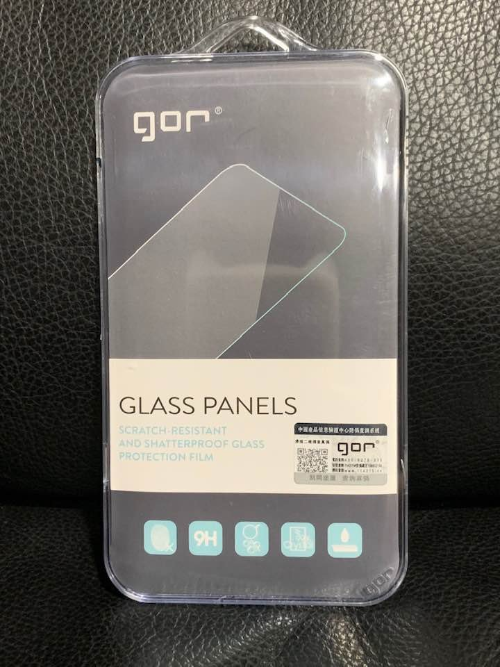 GOR 華為HUAWEI P20 pro鋼化玻璃貼(2入裝)