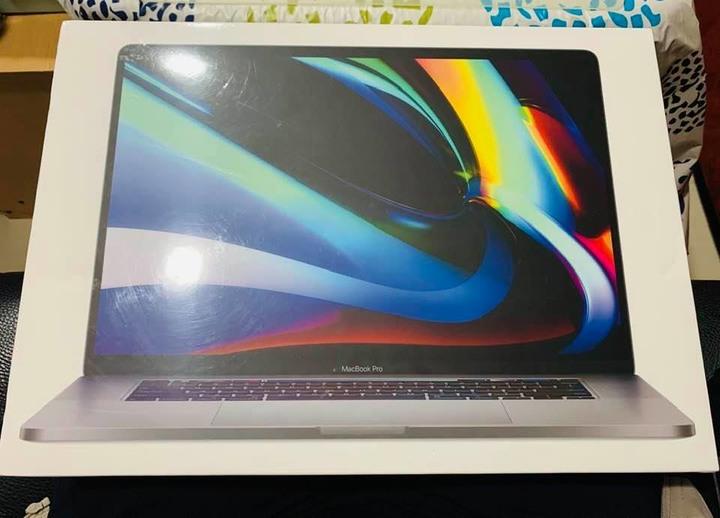 全新筆電 apple MacBook Pro 16 吋 2.6G 16G 512G SSD 6核心 i7 英文鍵盤 北市可面交