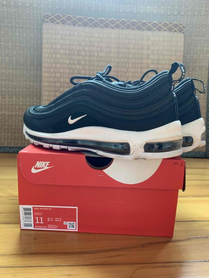 Nike Air Max 97 黑 正品保證 US11