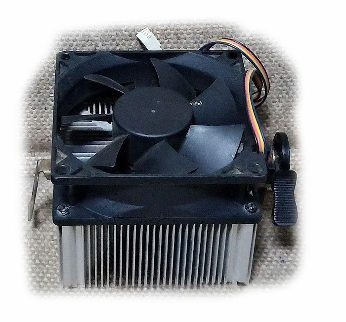AMD 用 AM2/AM3/AM3+ CPU散熱器 (鋁底)
