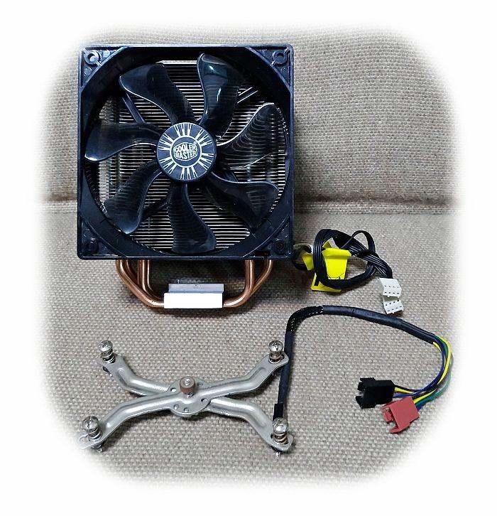 Cooler Master 酷碼 Hyper 212 EVO 雙風扇 CPU散熱器 (缺配件)