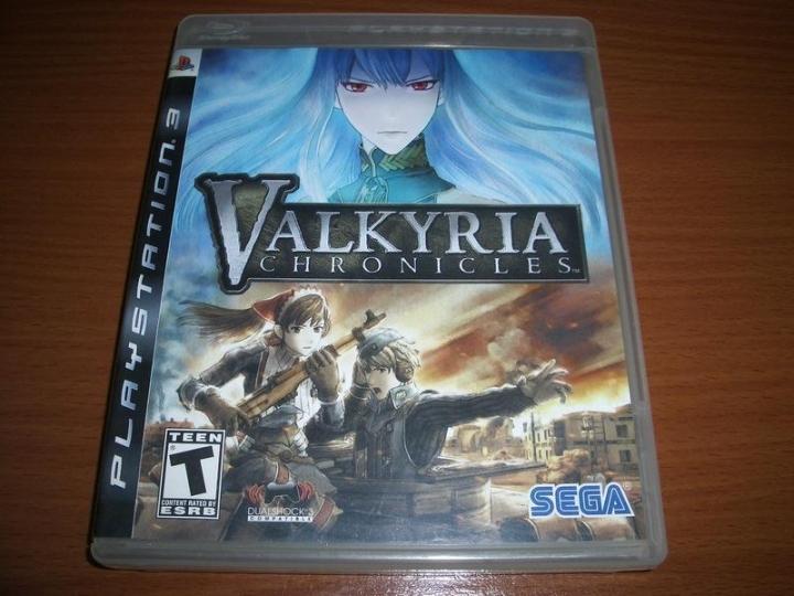 PS3 戰場女武神Valkyria Chronicles 雙語音版 ~ 同時收錄 日文 / 英文 發音可切換