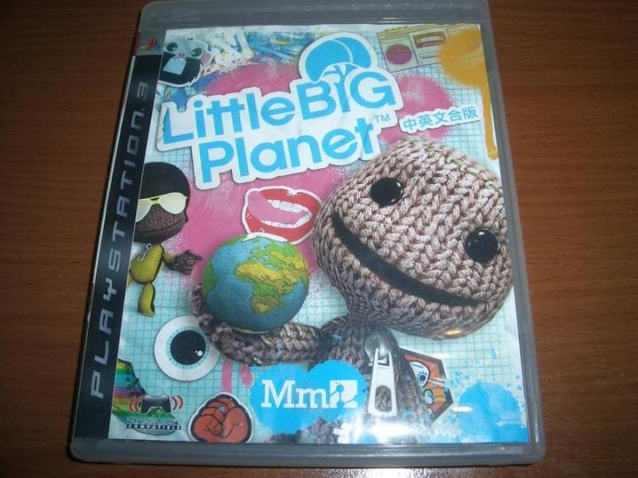 PS3 《小小大星球》繁體中文版 / 中英文版 & 實況足球 世界足球競賽 FIFA ~ 另有PSP實況野球 GTA