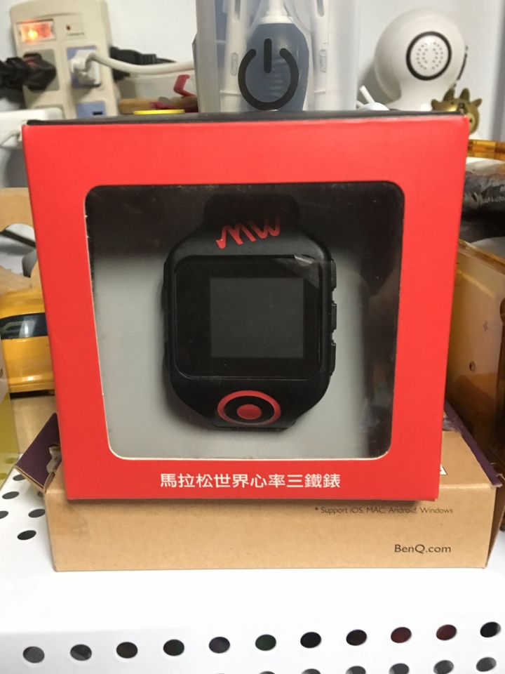 MW Watch 心率三鐵錶