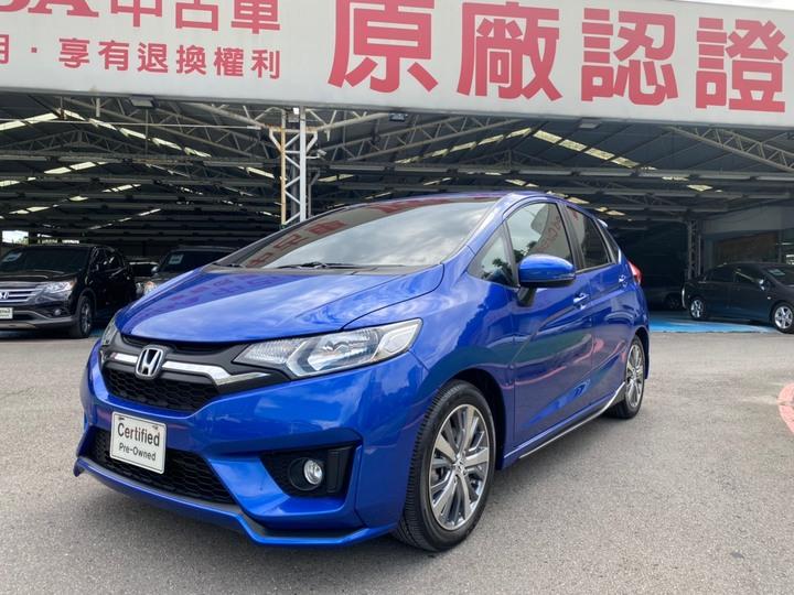 (收訂) 2017年5月 FIT 1.5 S 藍 HONDA 原廠認證