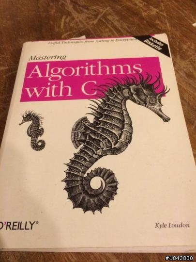Alogrithms in C