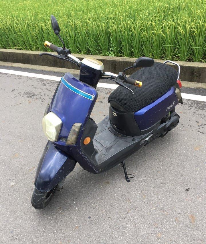 捷豹 PE-L5 電動車 類 CUXI QC 電動自行車 電動機車