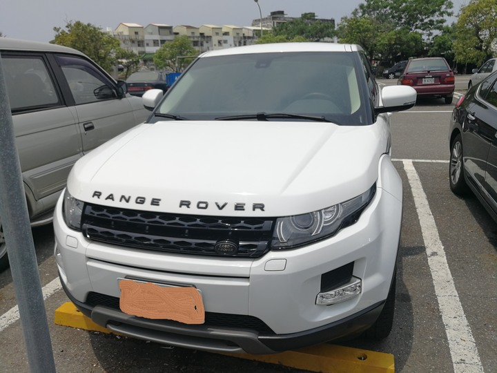Range Rover Evoque  五門 車主自售