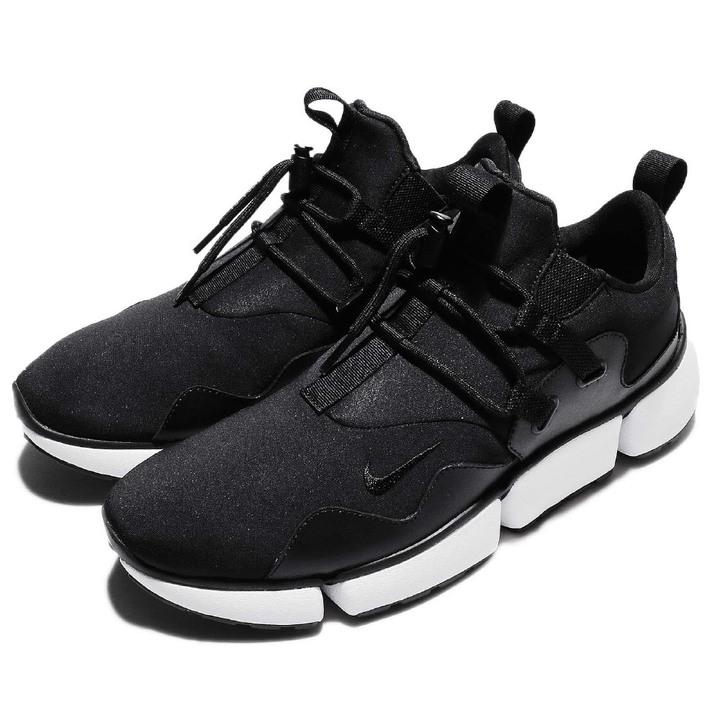 全新台灣公司貨 Nike 潮鞋 Pocketknife DM 免綁鞋帶 忍者鞋