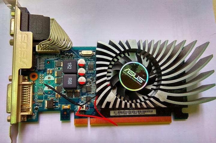 華碩GT430 1G顯示卡
