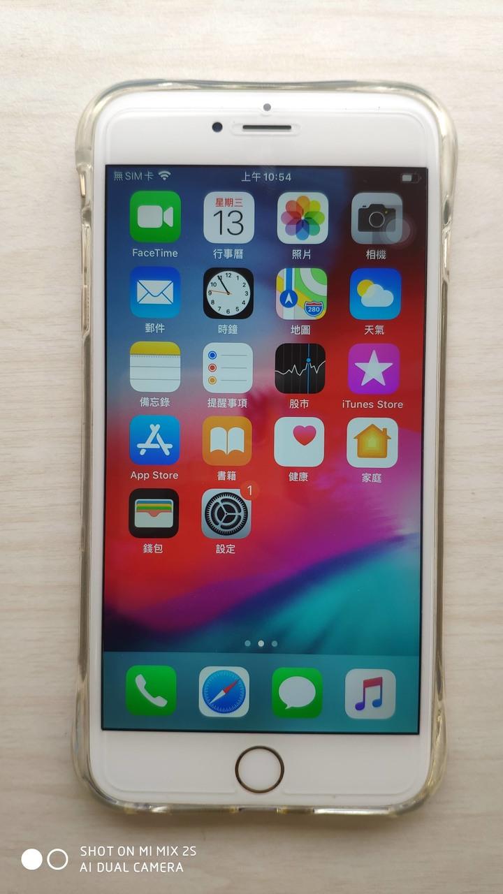 iPhones 6s PLUS 64g