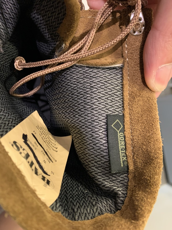 GORE-TEX 美國海軍陸戰隊 公發戰鬥靴10W寬