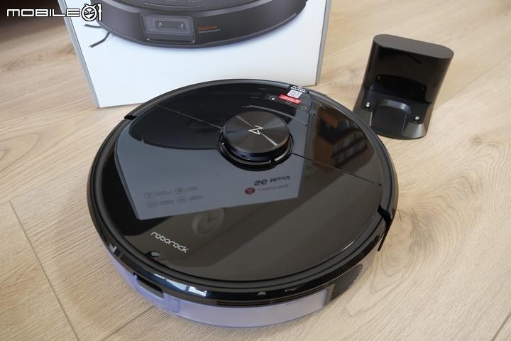 石頭掃地機器人S6 MaxV (星空黑) S6 MaxV