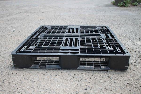 棧板/二手棧板/塑膠棧板/中古棧板 100 x 100 田字型 露營區 倉儲 堆貨