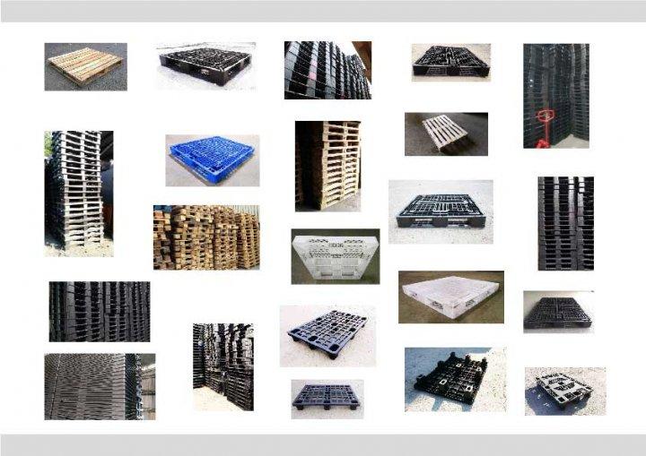 各式現貨二手棧板/中古棧板/塑膠棧板/.合板 木材 買賣