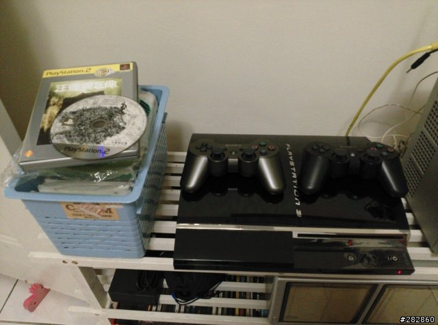 PS3主機 60G 版本:2.76