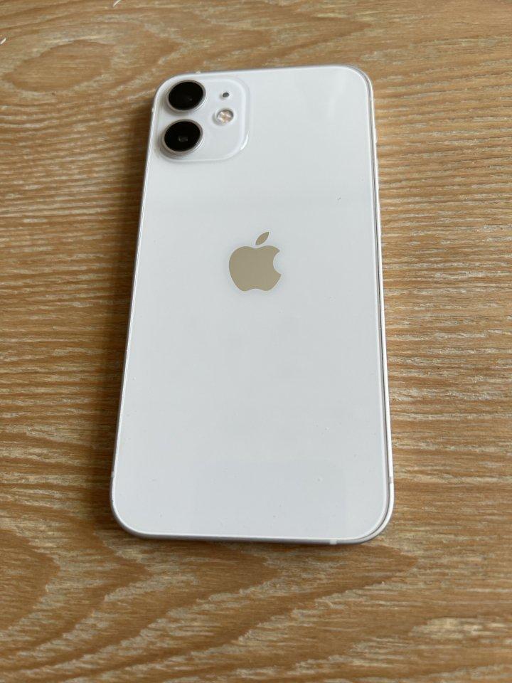 iPhone mini  128G(白色)
