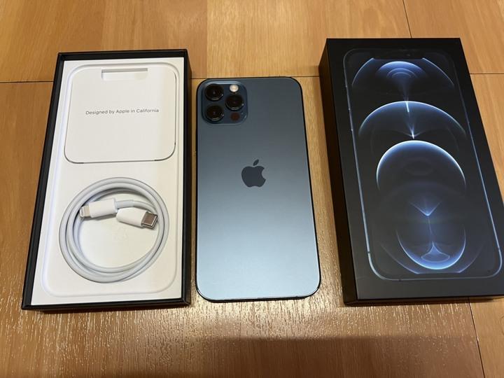 iphone 12 pro 256g 藍 台灣貨
