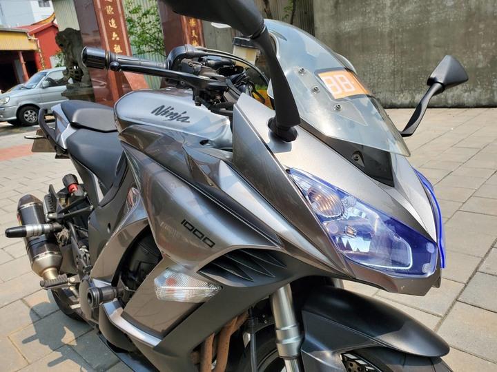 《出售》2014年KAWASAKI Z1000SX 稀有ABS TCL循跡