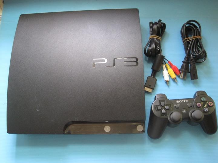 PS3 主機