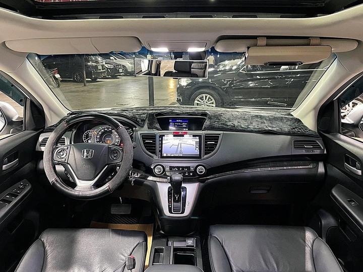 剛到店!一手漂亮休旅車!錯過不要找我哭夭了!正2016年式 Honda CR-V 2.4 VTi-S 羽亮白 實車準錶八萬公里整