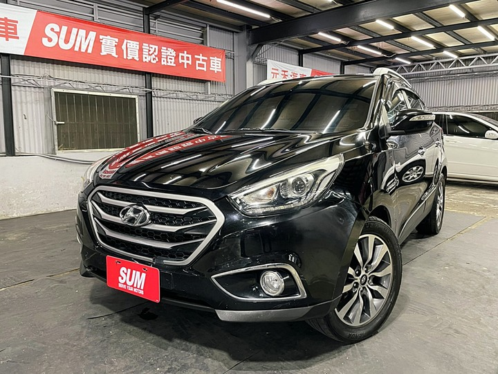Hyundai ix35 柴油2.0尊貴版