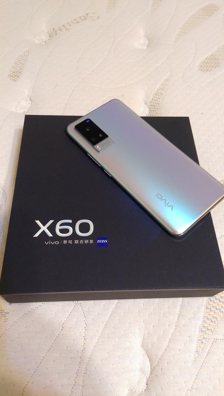 九成新 VIVO X60T 微雲台手機