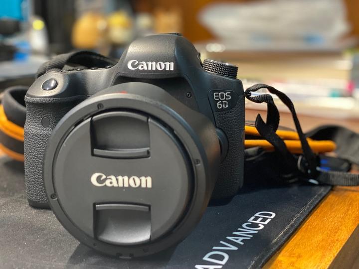 Canon 6D + Canon 24-105L + Canon 35 F2 IS