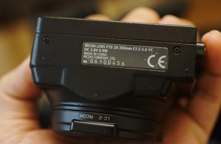 理光 Ricoh GXR P10 28-300mm F3.5-5.6 VC Kit+LC-2 單鏡頭