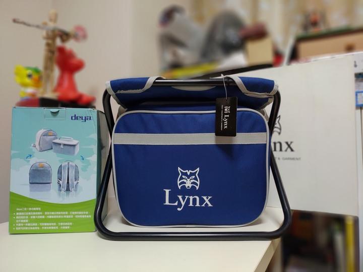 【Lynx山貓】野餐椅/背包椅/多功能野餐休閒組/摺疊餐椅