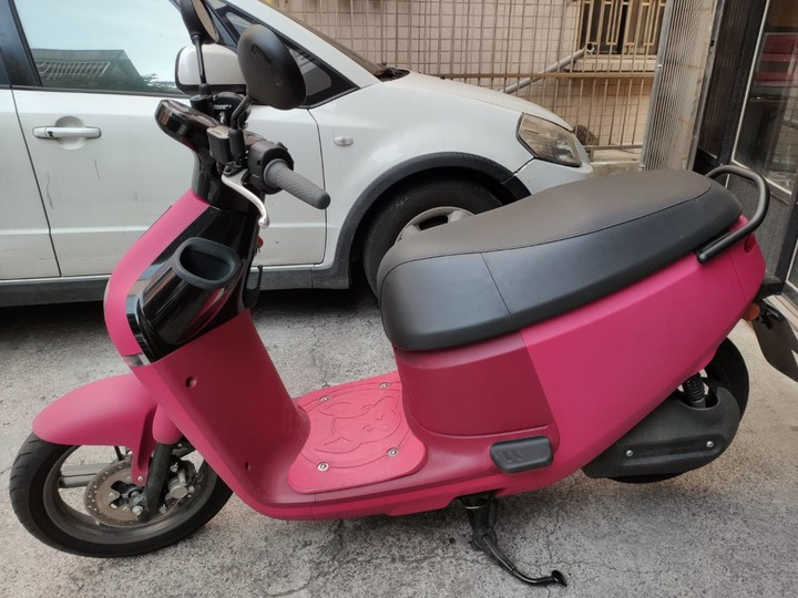 Gogoro 3 紅色