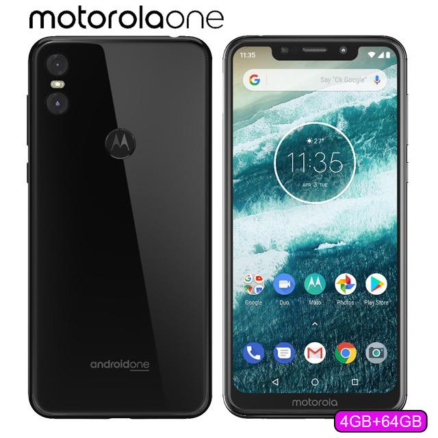 保固中 moto one (4G+64G)  雙鏡頭  NFC 八核心智慧型手機
