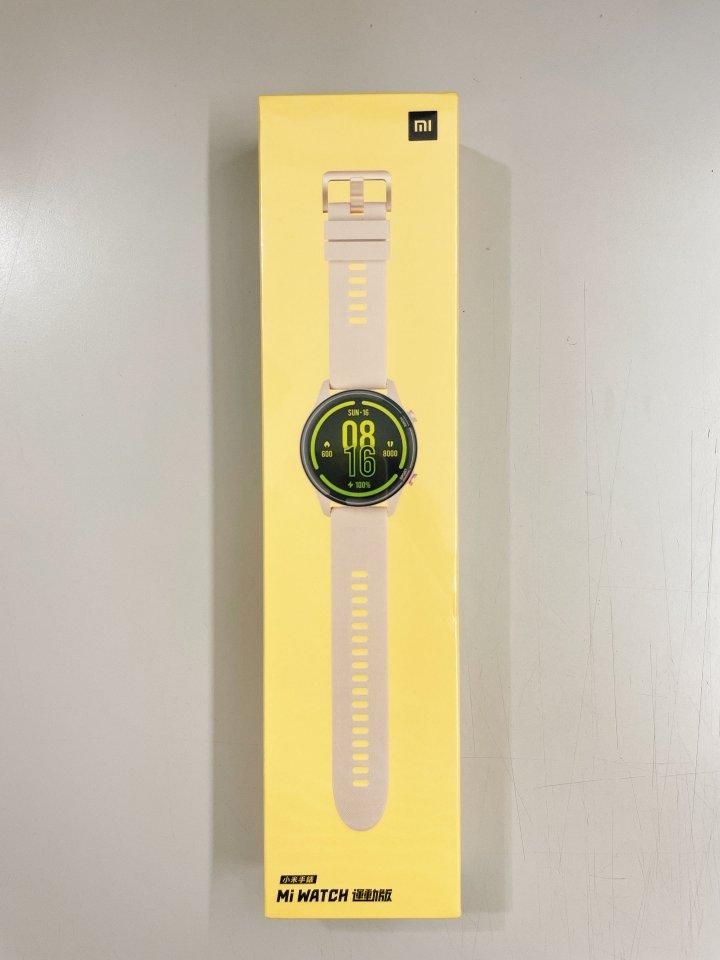 小米手錶 運動版