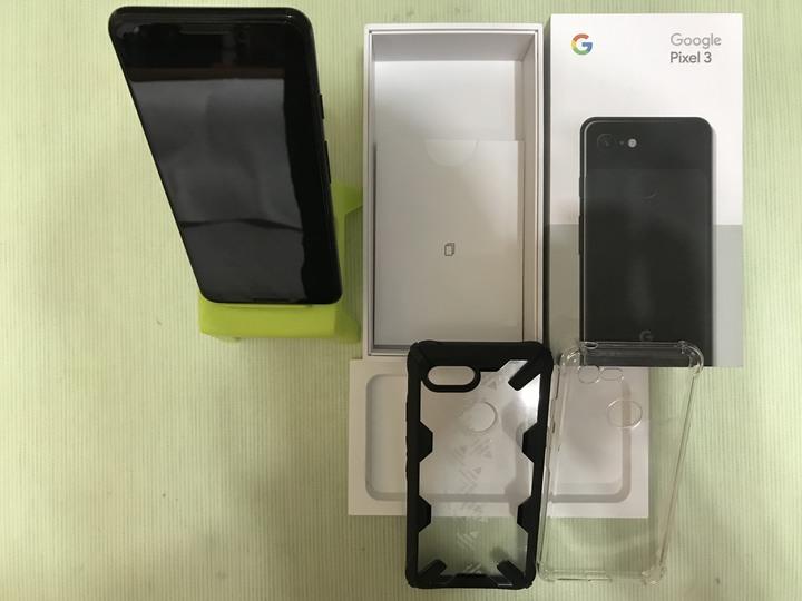 Google Pixel 3 64G黑色