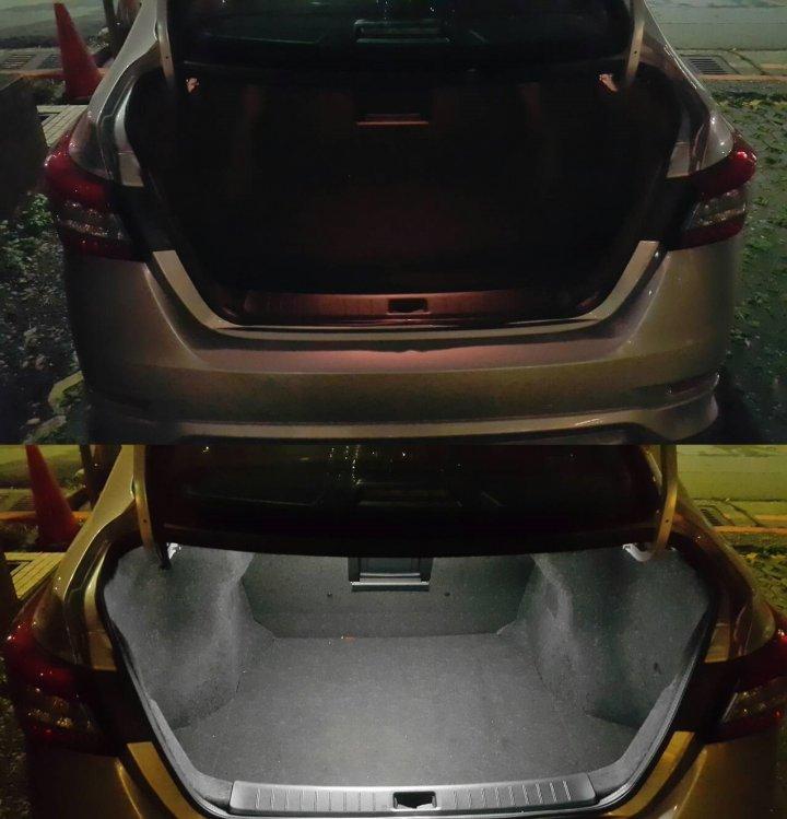 全台獨家!!  少量現貨 ALTIS SENTRA 行李燈 LED 導光條 T10 柔和白光 無死角