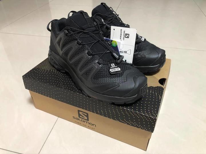 全新 2020 SALOMON XA PRO 3D v8 越野慢跑鞋,全黑款(降價促銷)