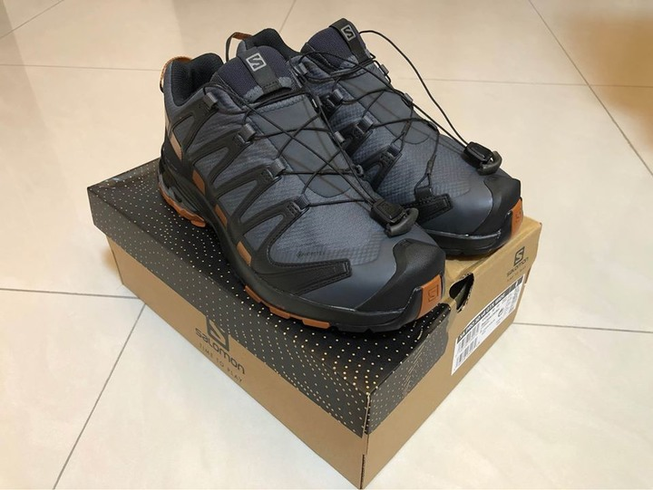 2020 SALOMON XA PRO 3D v8 GTX 防水越野慢跑鞋(降價出售)