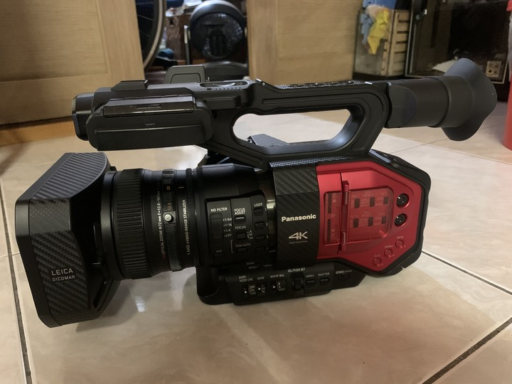 Panasonic DVX200 4k 專業業務機
