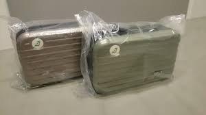 正版 RIMOWA 長榮航空皇璽桂冠艙 過夜包 化妝包 相機包 880賣 貴婦包