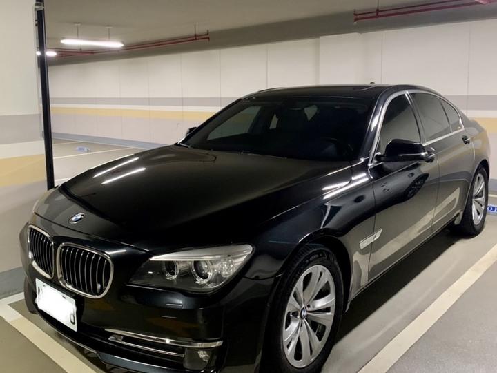 換車自售 BMW 730 d   2014/04