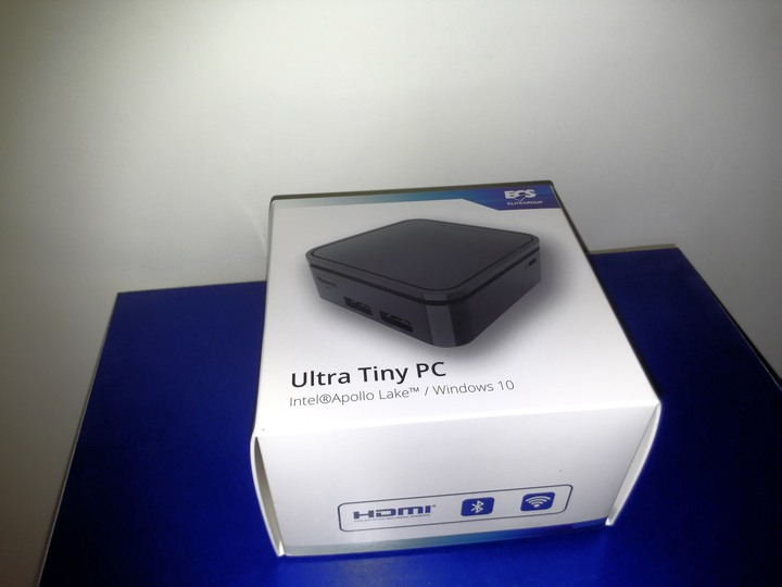 ECS Ultra Tiny PC 迷你電腦