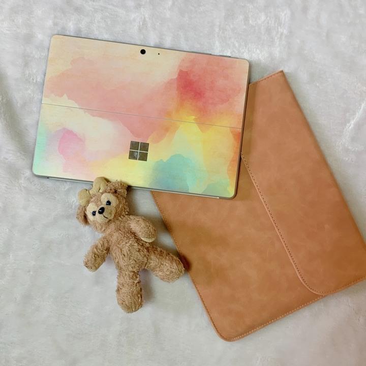 Microsoft Surface Go 2_2020年8月購買含原廠鍵盤,有貼膜