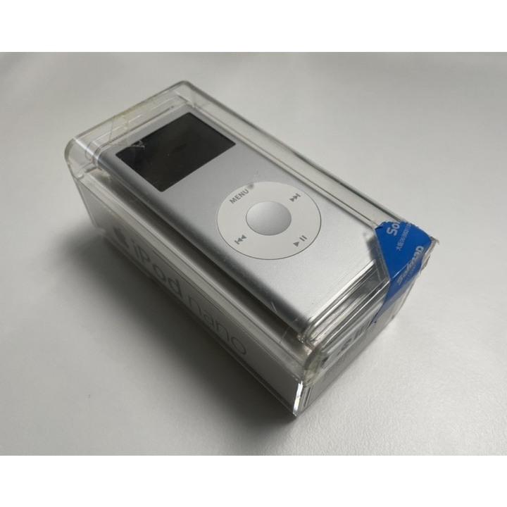 Apple iPod nano 二代 全新未拆封