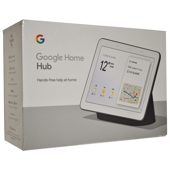Google Home Hub 一代