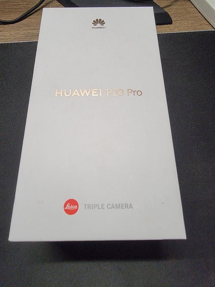 後置徠卡三鏡頭設計 HUAWEI P20 Pro 二手良品美機出售