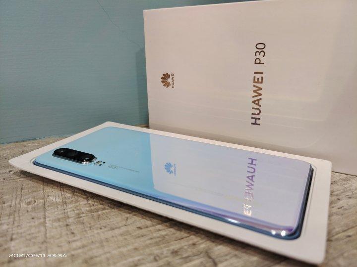 Huawei P30九成九新無刮傷(台中可面交)