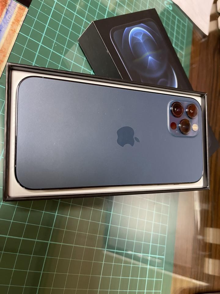 iPhone 12 Pro 128G 太平洋藍 近全新
